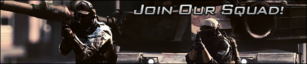Join Our Squad!